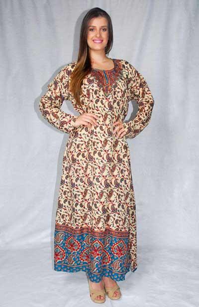 vestidos indianos