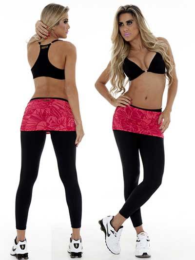 tendências da moda fitness