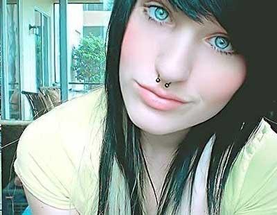 garota linda de mais