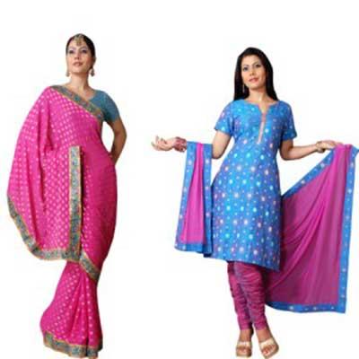 moda da índia