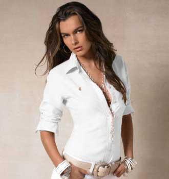 blusas brancas femininas