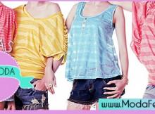 modelos de blusas da moda