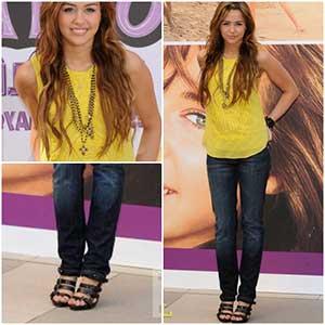 blusas amarelas da moda