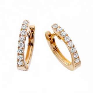 ouro com diamantes