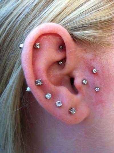 piercing no tragus
