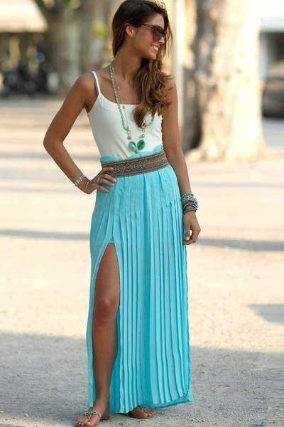moda para dias quentes