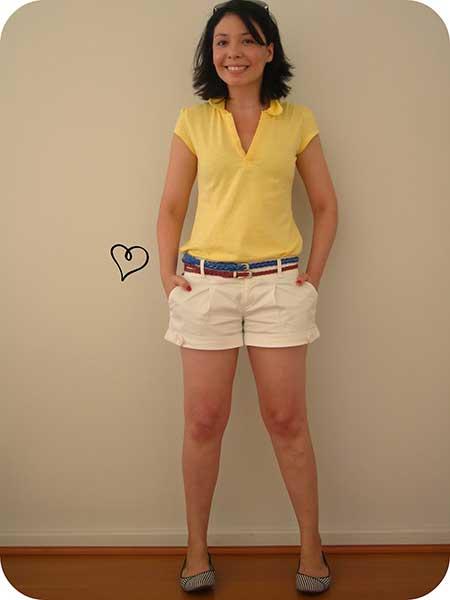 sugestões de vestidos amarelos