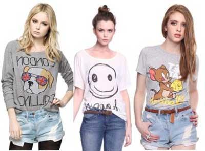 roupas criativas