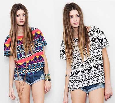 o melhor da moda juvenil