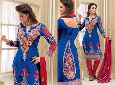 tendência de roupas indianas