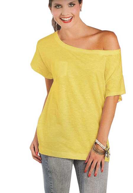 modelos e imagens de vestidos amarelos