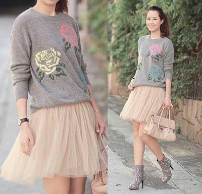 fotos de roupas estilosas