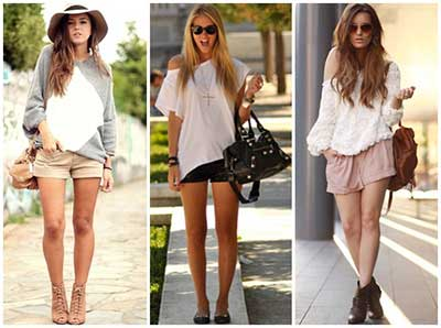 fotos de blusa brancas