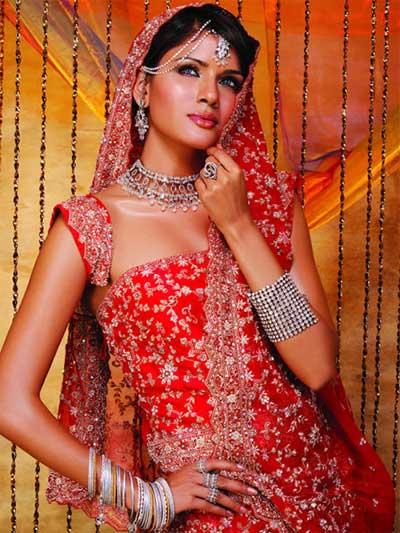 imagens de roupas indianas