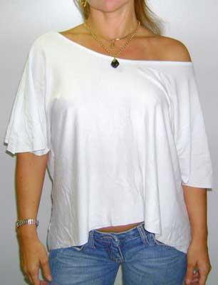 dicas de blusa brancas