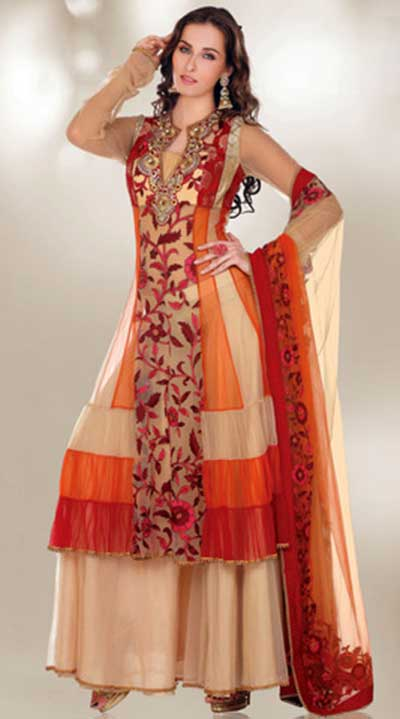 roupas indianas da moda