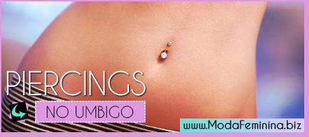 dicas sobre piercing no umbigo