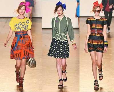 bizarrices da moda