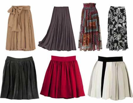 saias femininas longas