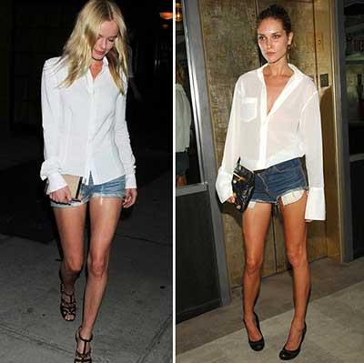 dicas de blusas combinadas com shorts
