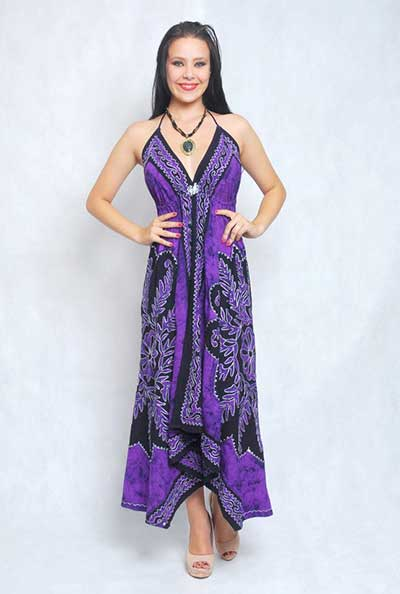 vestidos indianos da moda