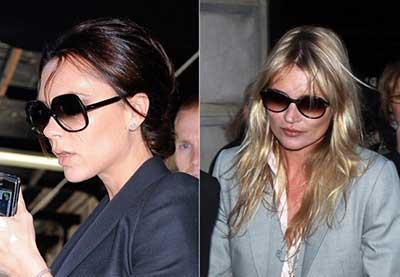 óculos femininos escuros