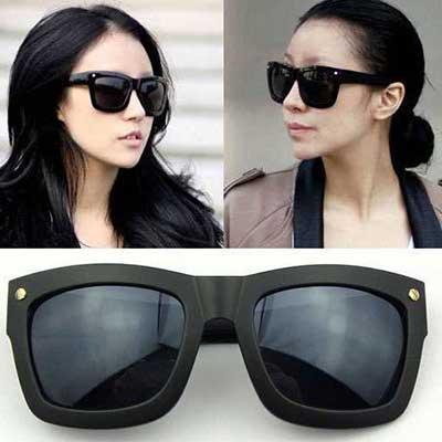 4a7a681af1f26 35 Dicas de Modelos de Óculos Quadrados Femininos