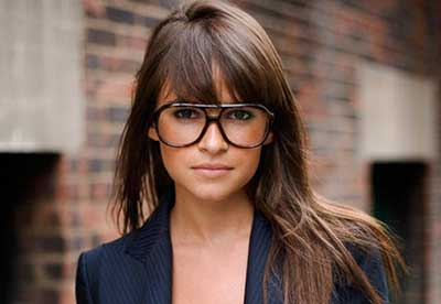 óculos de sol para rostos redondos da moda