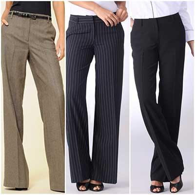 roupas sociais femininas