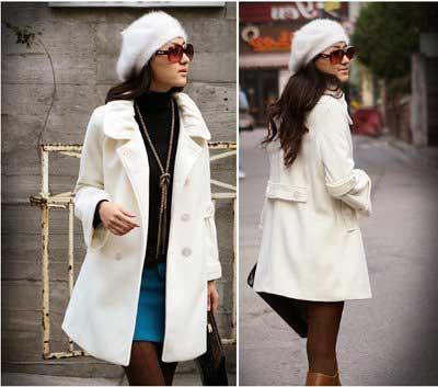 fotos de casacos de lã