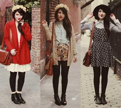 roupas femininas modernas