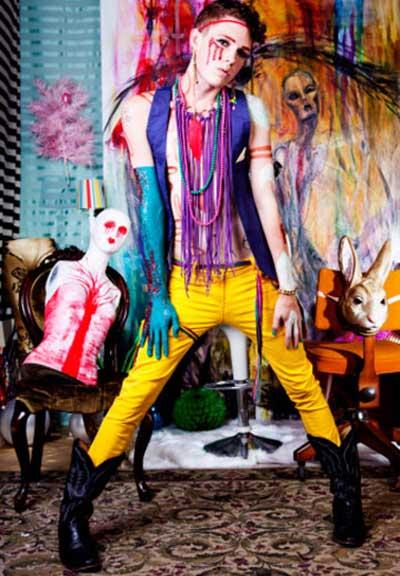 tendências da moda punk