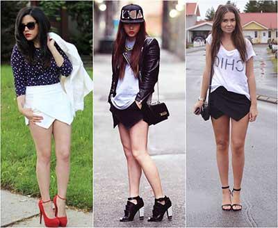 modelos de saias da moda