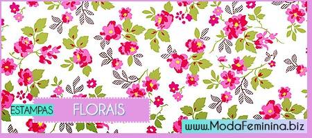 moda com flores