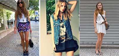 novas tendências da moda