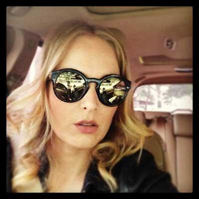 109be2170 35 Dicas de Modelos de Óculos Redondo Feminino