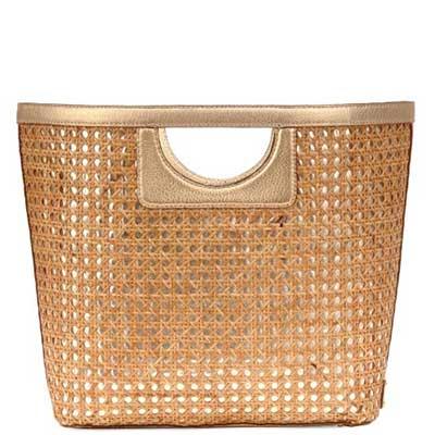 modelo de bolsa de praia