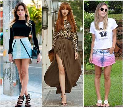 sugestões de roupas da moda