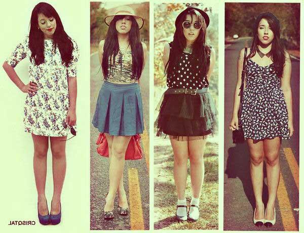 inspiração para seu guarda roupa