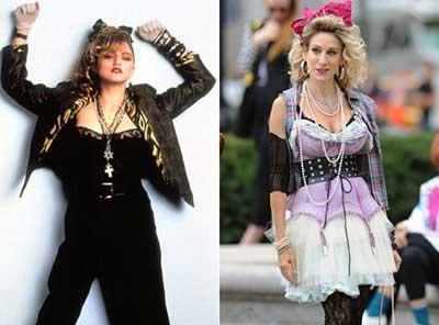 década de 80 e suas tendências