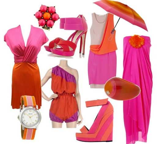 fotos da Moda Rosa