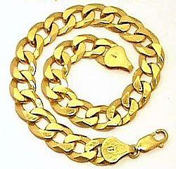 fotos de pulseira de ouro