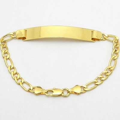 moda de pulseiras de ouro