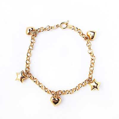 fotos de pulseiras de ouro