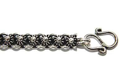fotos de pulseiras de prata