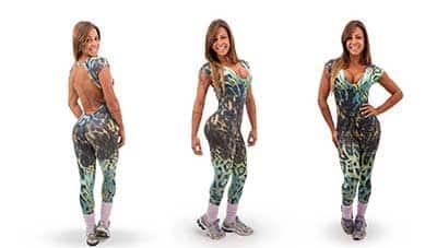 moda fitness jovem