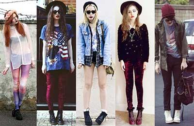 fotos da moda alternativa