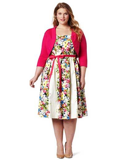 Roupas femininas em tamanhos especiais são definidas como manequim tamanho 48 em diante, tanto para cintura como para camiseta. Nas blusas, podem também ser definidas como GGG, XG (extra grande) ou XL (extra large, extra grande em inglês).