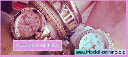 modelos de acessórios femininos