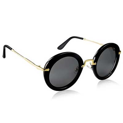 35 Dicas de Modelos de Óculos Redondo Feminino a04f5be124